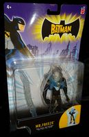 The Batman (Animated Series): Mr. Freeze Action Figure - Sealed on Card